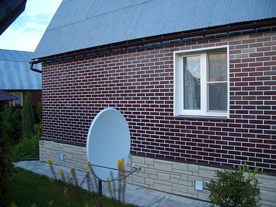 Фасадные панели под кирпич: плюсы, виды, инструкция по монтажу, стоимость