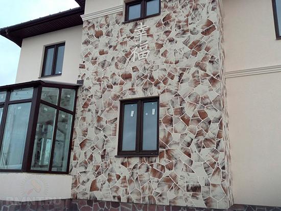 Гибкий камень – инновационное решение в отделке фасадов