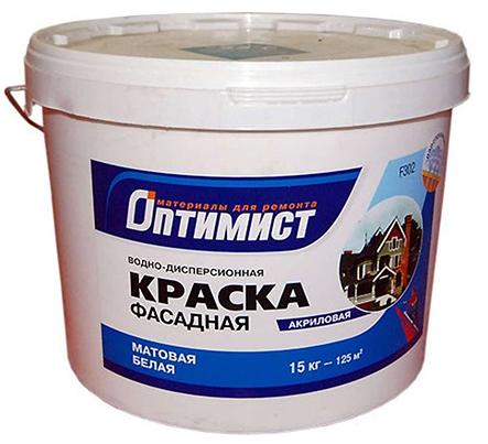 Выбираем правильную морозостойкую краску для наружных работ