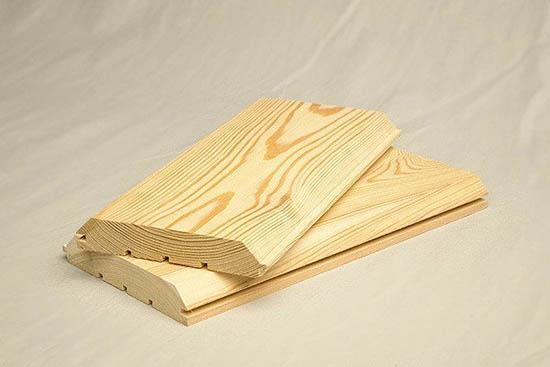 Универсальный отделочный материал блок-хаус под брус