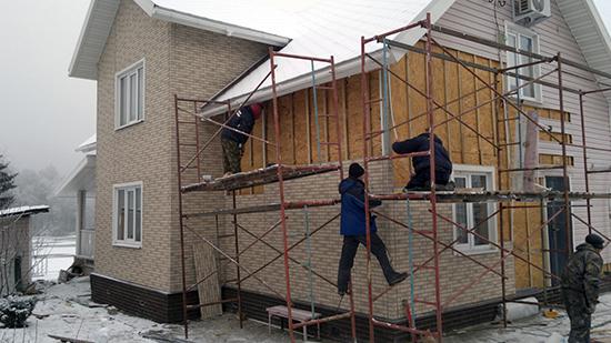 Чем обшить деревянный дом снаружи обзор материалов для фасада?