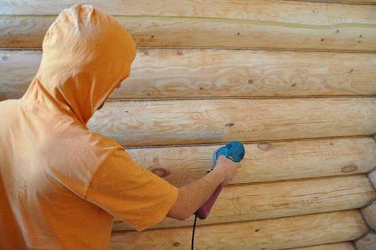 Чем покрасить блок хаус: снаружи, лучшие варианты