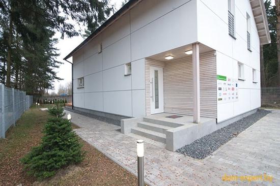 ЦСП на фасаде: чем покрасить и с чего начинать?