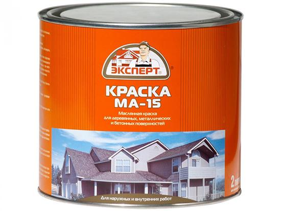 Особенности масляной краски для фасадов: плюсы и минусы