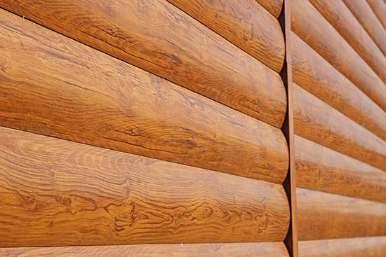 Металлический блок хаус – виды и характеристики, особенности монтажа