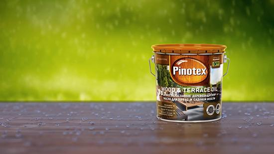Разновидности и применение покрытий Пинотекс