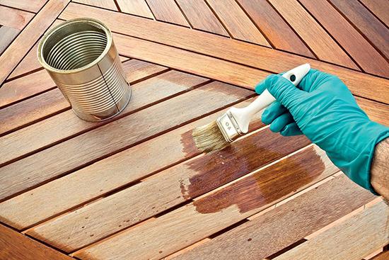 Пропитки для наружных работ по дереву: описание и применение
