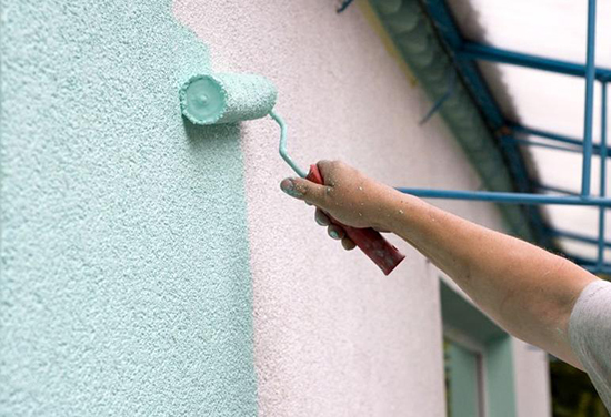 Силиконовая краска хорошего качества – лучший выбор для оформления фасада