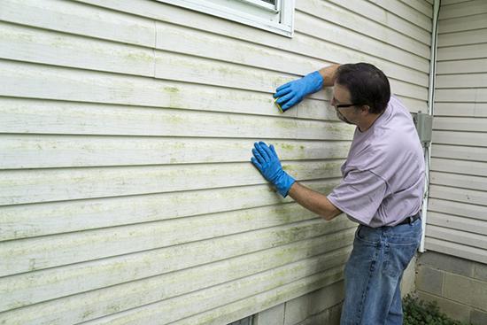 Чем отмыть сайдинг на доме: обзор средств