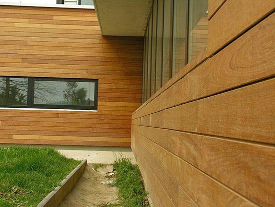Особенности применения деревянного сайдинга
