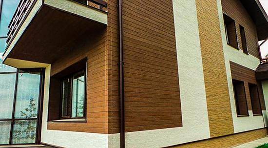 Штукатурка или сайдинг – что лучше и дешевле для облицовки дома?