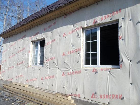 Как утеплить фасад дома снаружи минватой под сайдинг