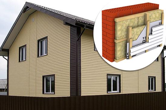 Металлический сайдинг для облицовки и отделки зданий и сооружений