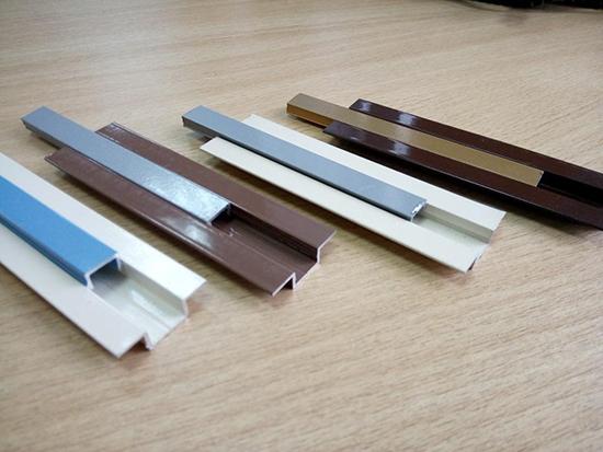 Какие виды алюминиевого профиля применяются для монтажа стеновых панелей