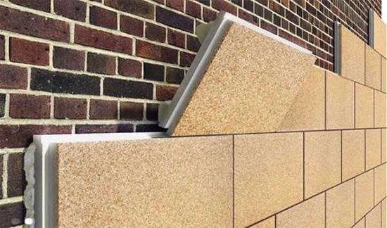 Фасадные панели с утеплителем – красивый и практичный отделочный материал