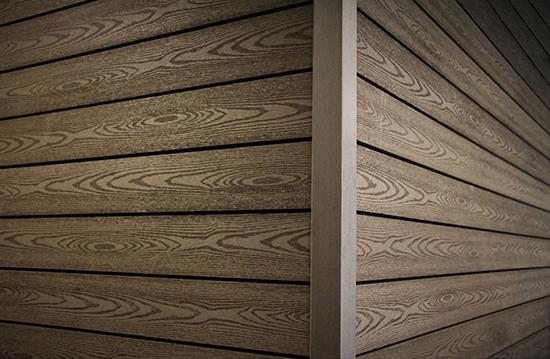 Что такое фасадные панели ДПК и их достоинства
