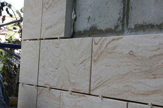 Термопанели из гибкого камня – универсальный отделочный материал