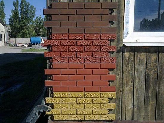 О полимерпесчаных панелях для фасадов