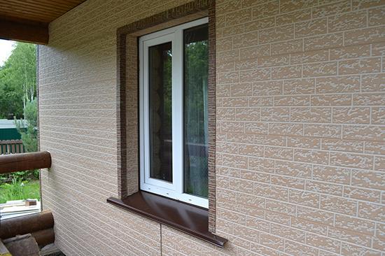 Особенности фасадных панелей Термопан