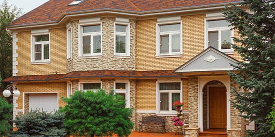 Особенности фасадных панелей TERMOSIT