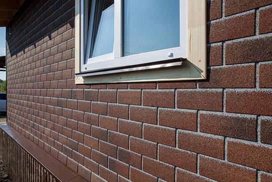 Особенности фасадных панелей от Технониколь