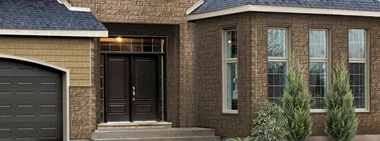 Особенности фасадных панелей Нордсайд