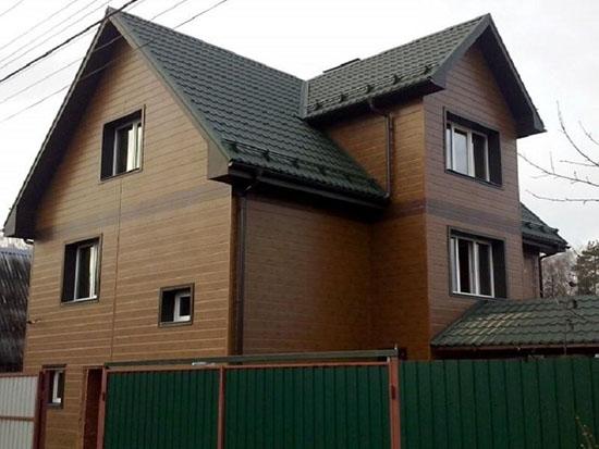 Особенности фасадных панелей Зодиак