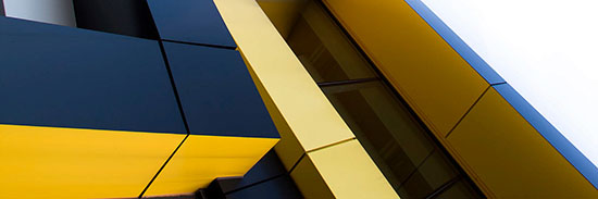 Все о композитных панелях Grossbond