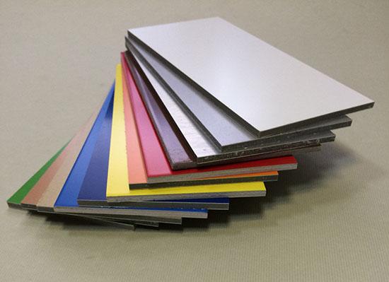 Композитные алюминиевые панели Altec: назначение, конструкция и достоинства
