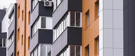 Какие виды материалов используются для современной отделки вентиляционного фасада
