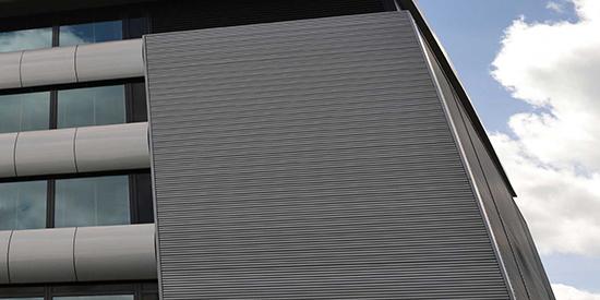 Бризер для вентилируемых фасадов