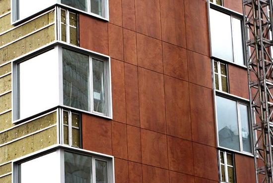 Почему стоит выбрать вентилируемый фасад из керамогранита?