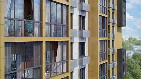 Особенности утепления лоджии с вентилируемым фасадом