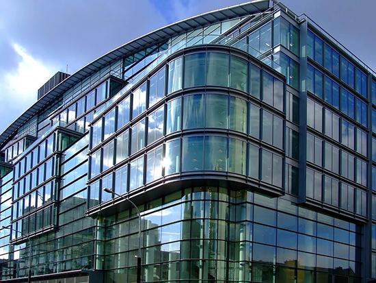Понятие, виды и монтаж витражных фасадных систем