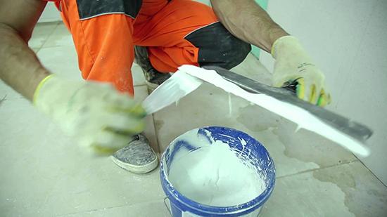 Акриловая шпаклевка: для наружных работ на фасадах