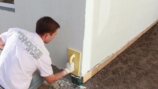 Разновидности и правила выбора шпаклевки по бетону для наружных работ