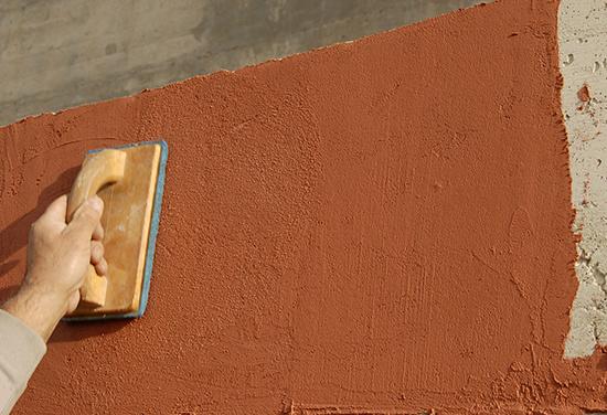 Морозостойкие и водостойкие фасадные шпаклевки