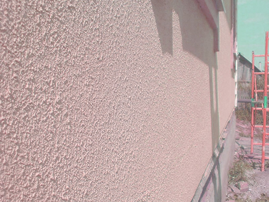 Описание штукатурки Перфекта для фасадов