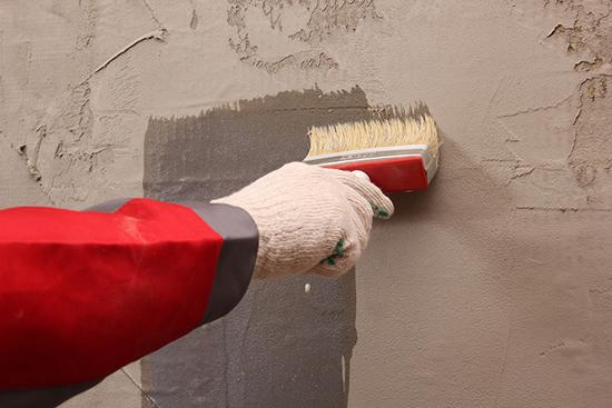 Особенности использования грунтовки под штукатурку на фасаде