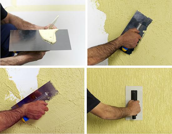 Как сделать красивый короед на фасаде своими руками