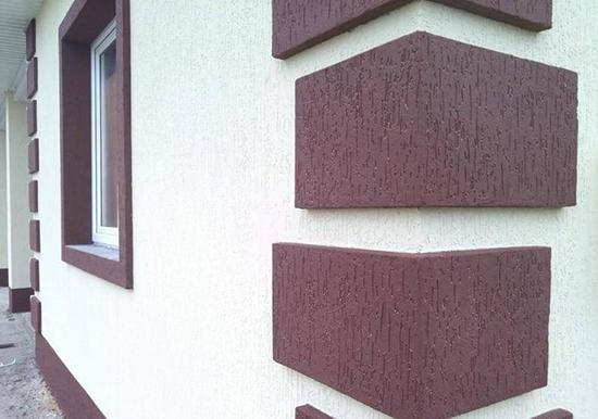 Топ самых лучших фасадных штукатурок «короед»