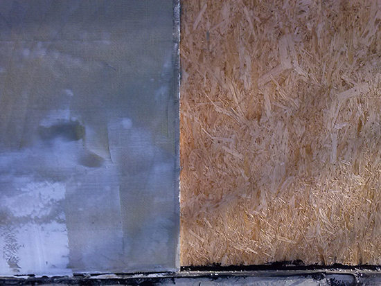 Технология оштукатуривания фасада дома из ОСБ плит