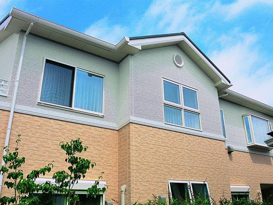 Обустройство фасадной части дома: обшивка сайдингом и штукатурка