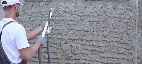 Штукатурка фасадная Брозекс завершит отделку дома