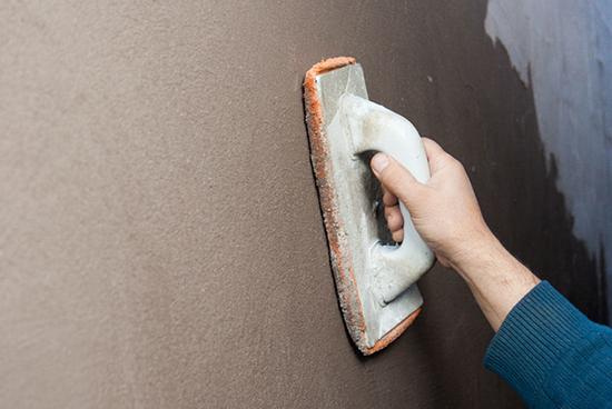 Как правильно используется краска для наружных работ Ротбанд