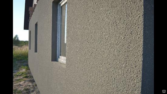 Сколько прослужит штукатурка на фасаде